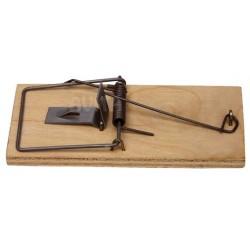 Pułapka na myszy – drewniana