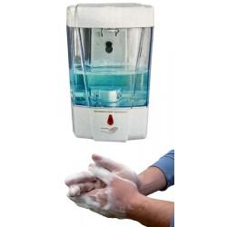 Bezdotykowy dozownik do mydła