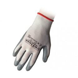 Rękawice  nitrylowe robocze, wielorazowe (N12), rozm. L