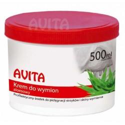 Avita Udder cream with Aloe vera 500 ml