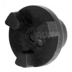 Inactive clutch disc