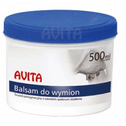 Balsam do wymion Avita 500 ml