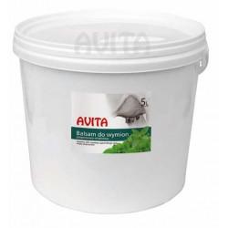 Balsam pieprzowo-mietowy do wymion Avita 5 l