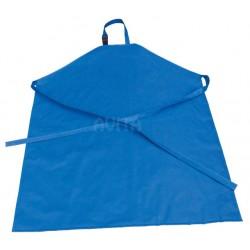 Fartuch dojarza PCV 120/80 niebieski