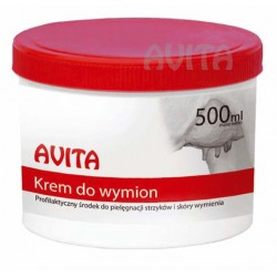Krem do wymion Avita 500 ml