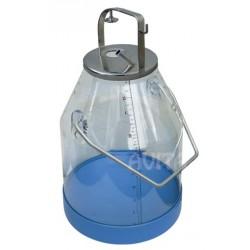 Bańka udojowa (kpl.) – konew plastikowa 32 l