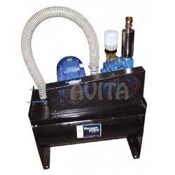 Agregat podciśnienia 220 l, silnik 1-fazowy